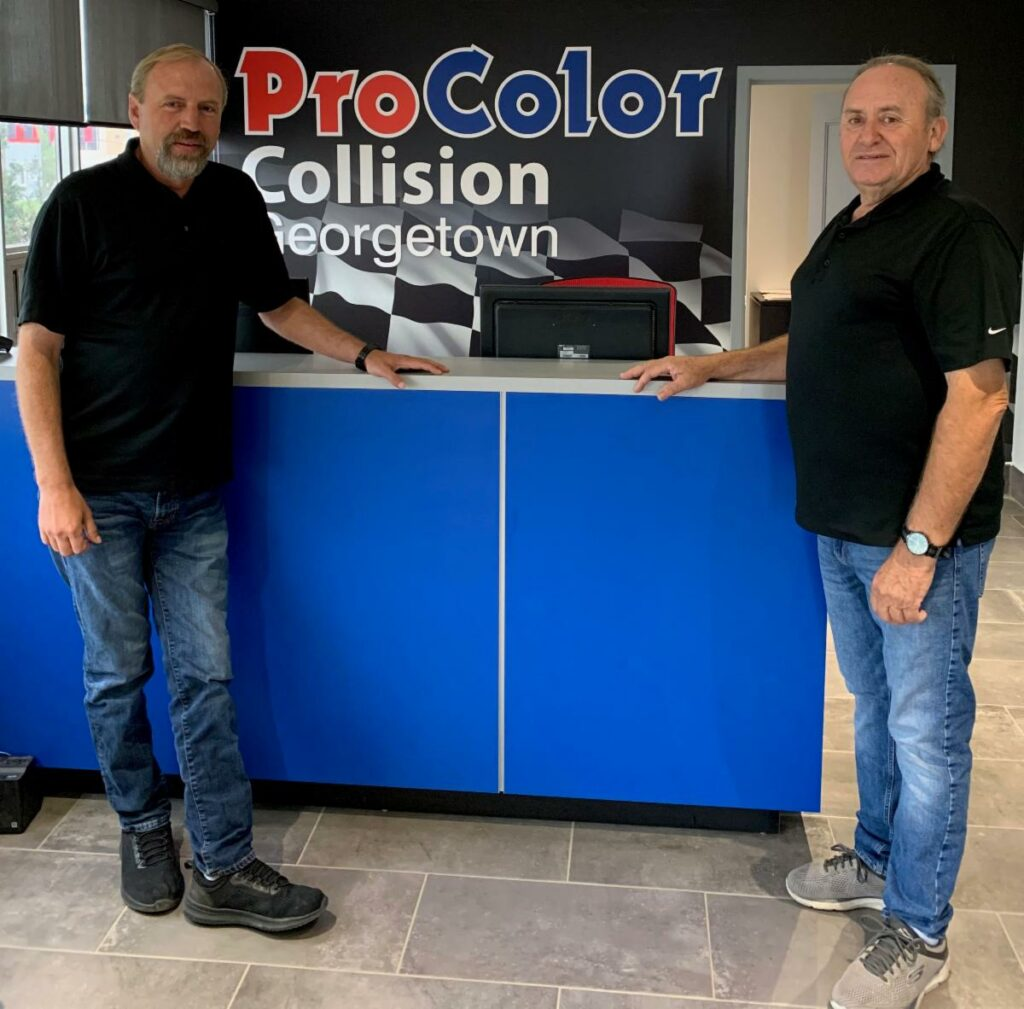 ProColor Collision opens new location in Georgetown, Ontario