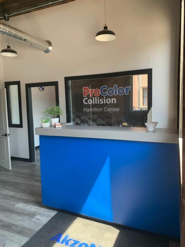 ProColor Collision opens new location in Hamilton, Ontario
