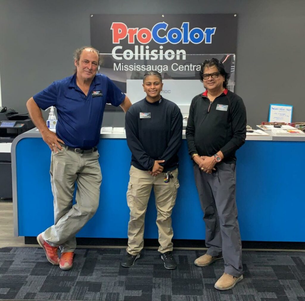 ProColor Collision opens new location in Mississauga, Ontario