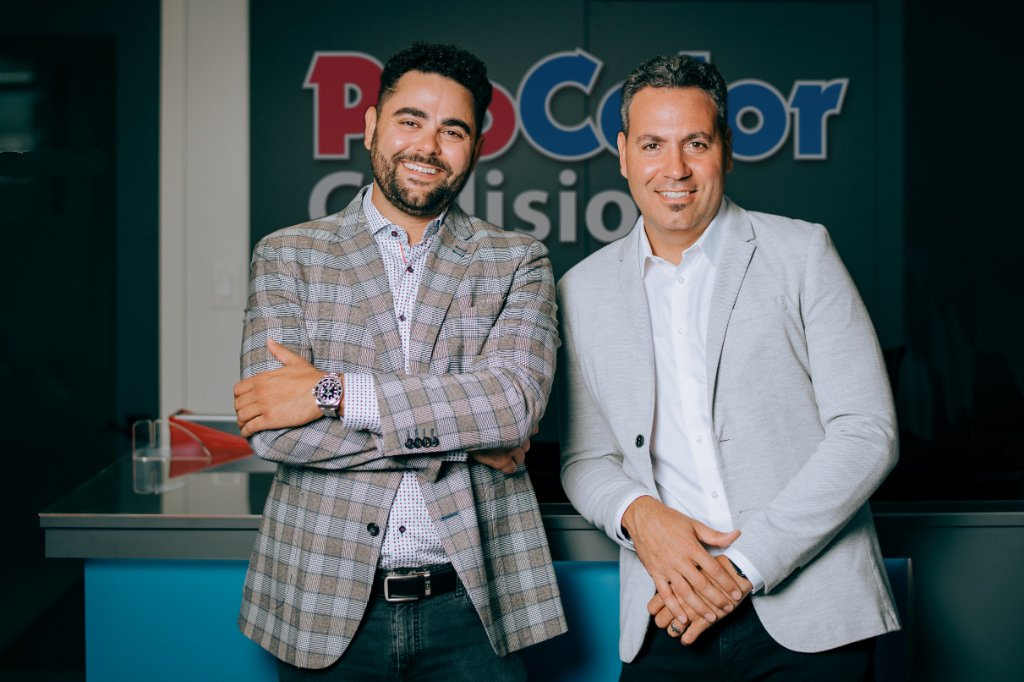 Paul and Adam Prochilo were inspired to join the aftermarket business after watching their dad and uncles running a body shop successfully.